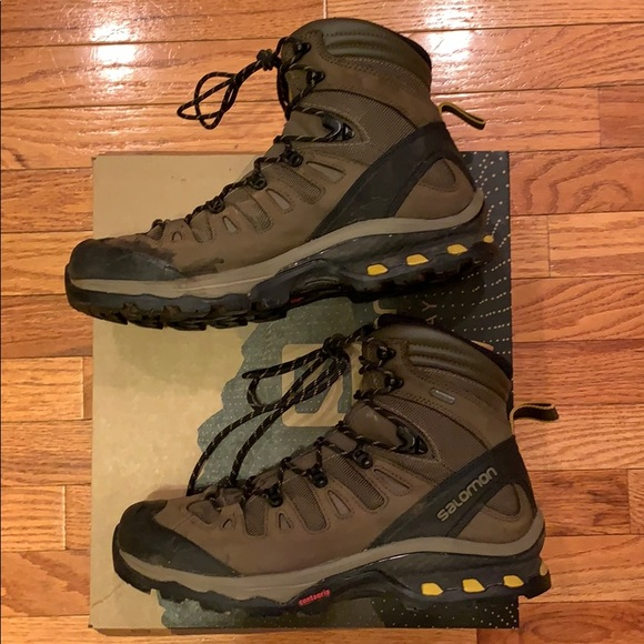 4a42842e2b2 Salomon Quest 4D 3 GTX Backpacking Boots